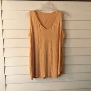 NWOT Maurices 24/7 v neck tank top size XL